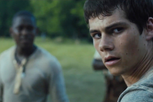 'The Maze Runner' Trailer 2