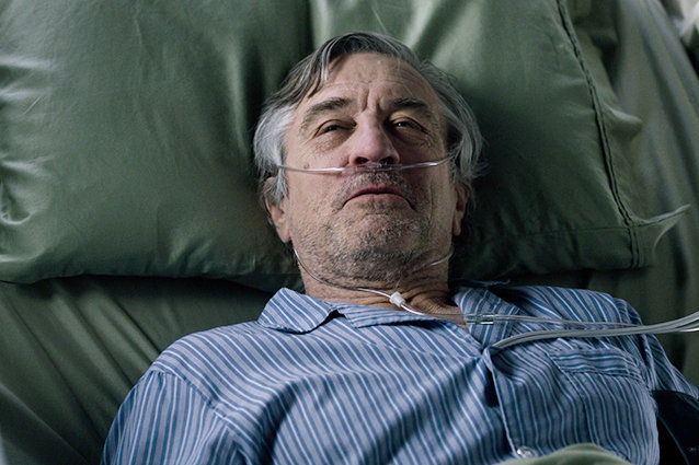 Robert De Niro, New Years Eve