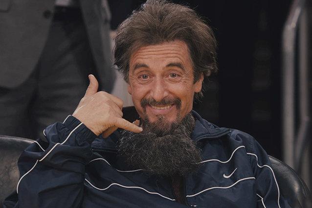 Al Pacino, Jack and Jill