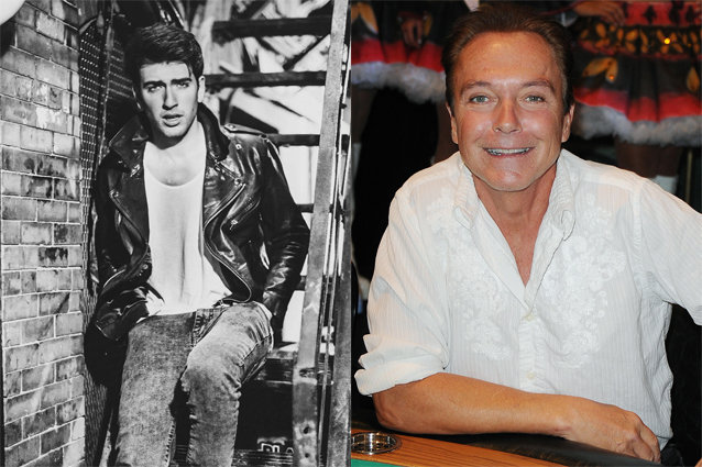 Beau Cassidy and David Cassidy