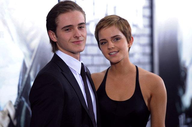 Emma Watson, Alex Watson