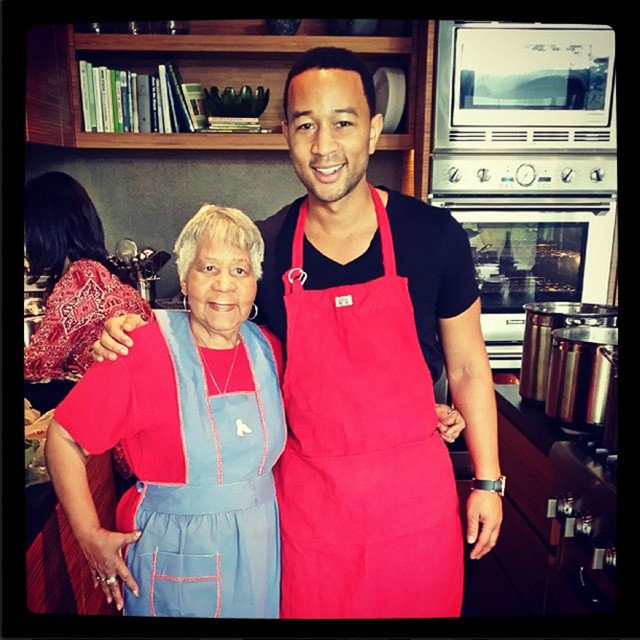 John Legend, Instagram