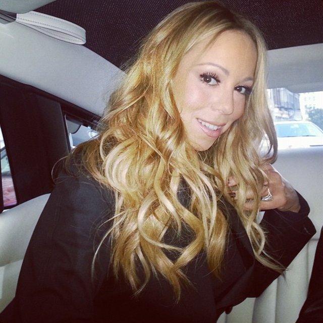 Mariah Carey: Our Favorite Selfies | Hollywood.com Mariah Carey Instagram