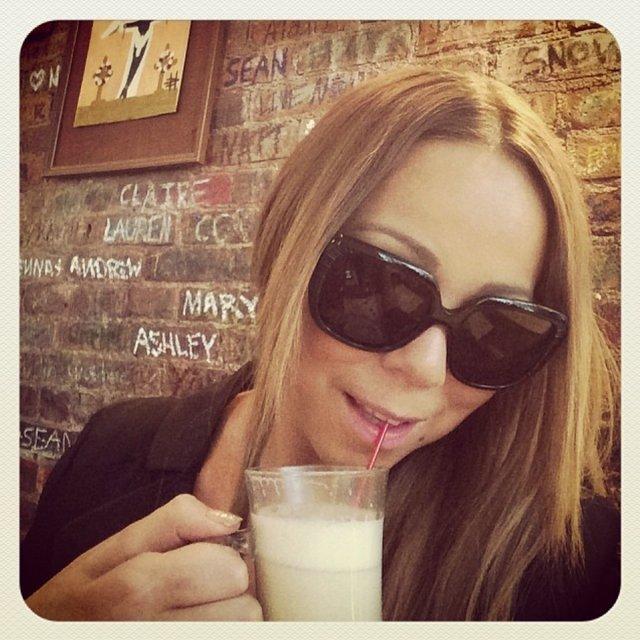 Mariah Carey, Instagram