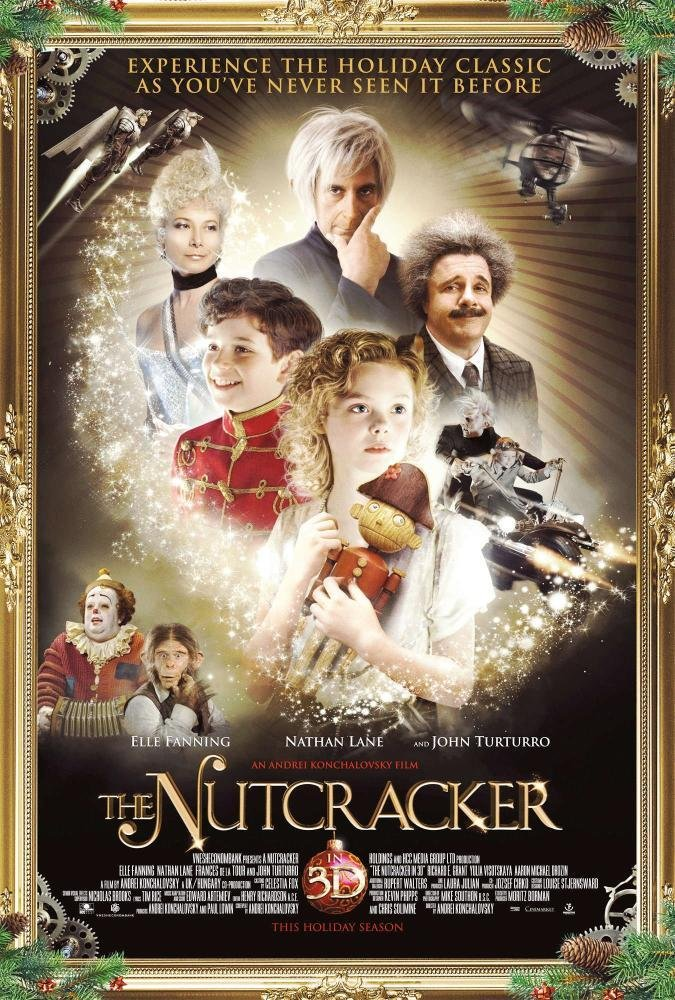 Nutcracker in 3D