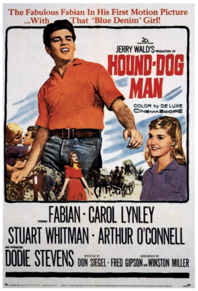 Hound Dog Man