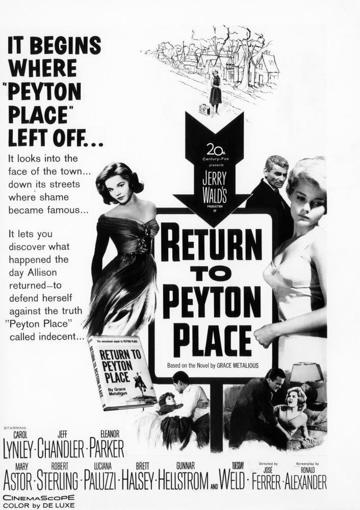 Return to Peyton Place